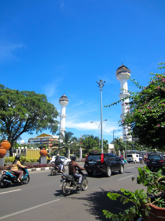 Urban sanctuaries, Bandung Indonesia