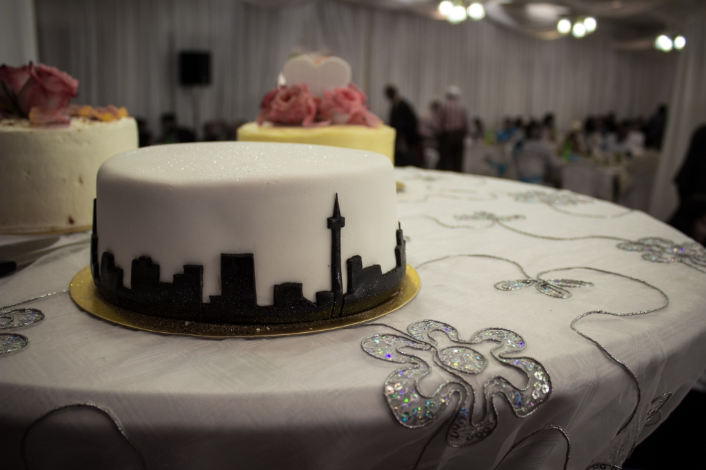 Favourite Cakes (Joburg, 2015) Photo Credit: KP of Dunya.ca