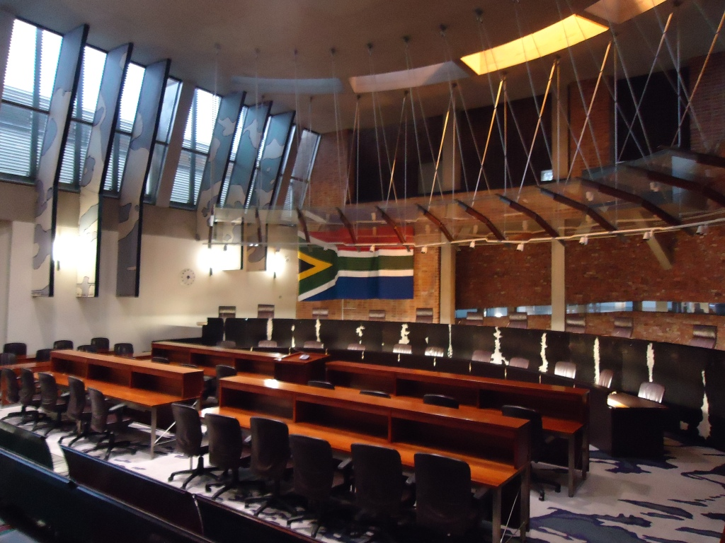 Constitutional Court of South Africa (April 2015)
