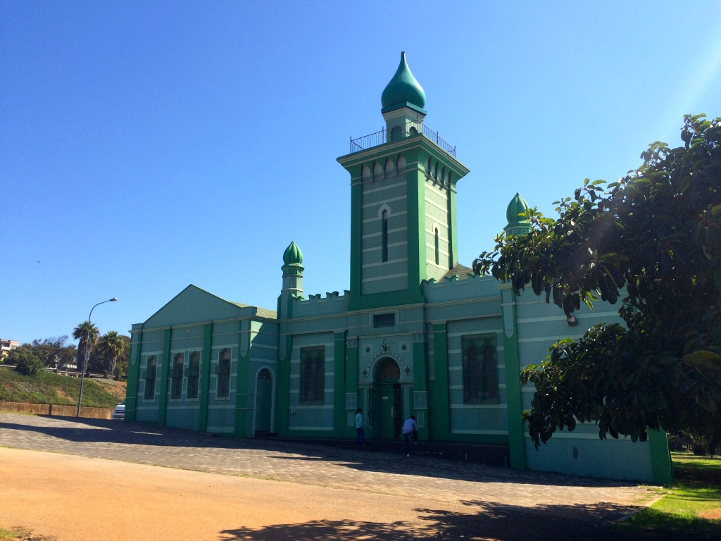 Friday stops (Port Elizabeth, South Africa, April 2016)