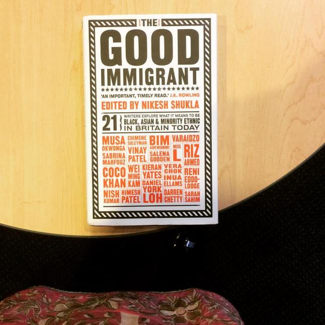 The Good Immigrant, 2016